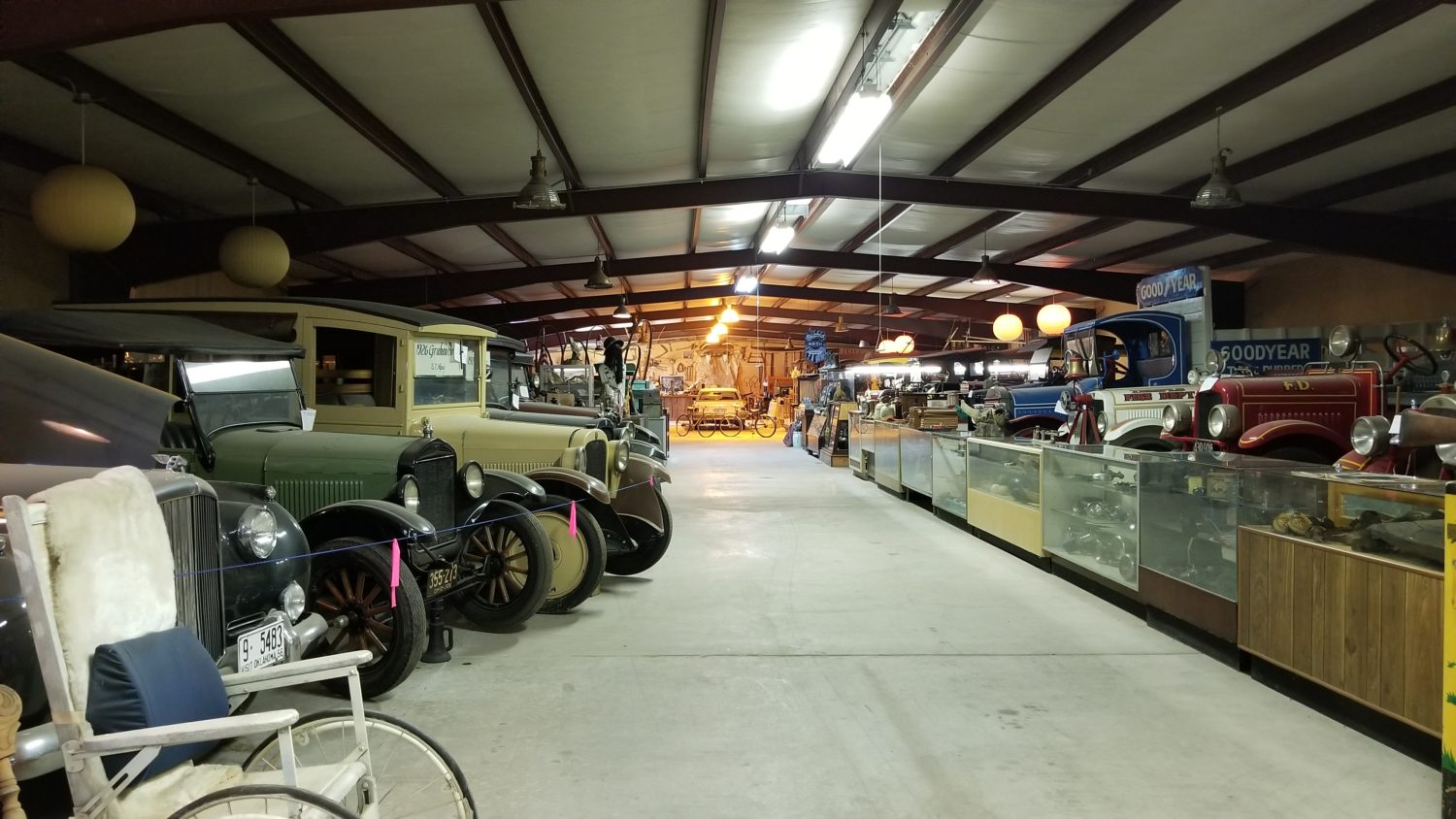 THE AMAZING JOHN LEWIS COLLECTION-PREWAR CARS & TRUCKS & MORE! - image 1