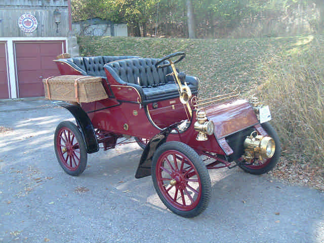 Rare Steam, Electric, and Early Brass Vehicles, Parts, 1913 Harley Davidson, & More. The Schuchardt Collection - image 3