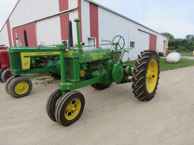 ANTIQUE TRACTORS, FARM TRACTORS, PARTS, TOOLS, & MORE AT AUCTION- THE JOHN KLARENBEEK FARM AUCTION - image 6