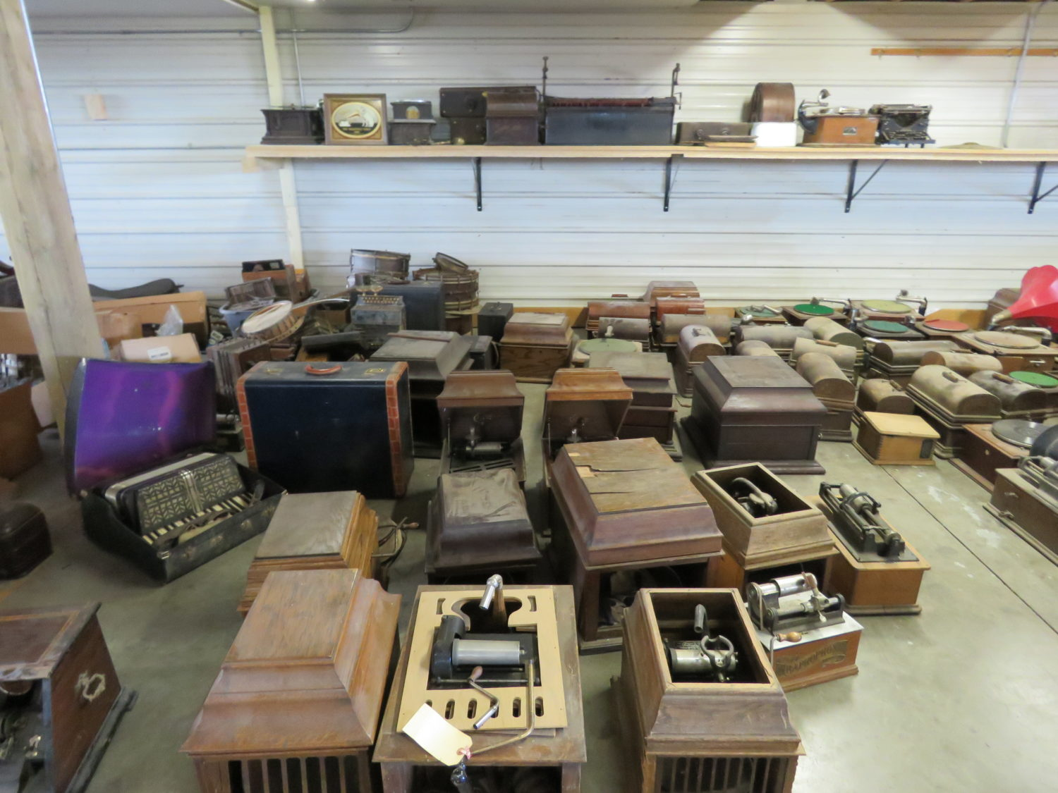 Day 2- The Roger (Bill) Dickenson Estate- Player Pianos, Collectibles, and More!  - image 10