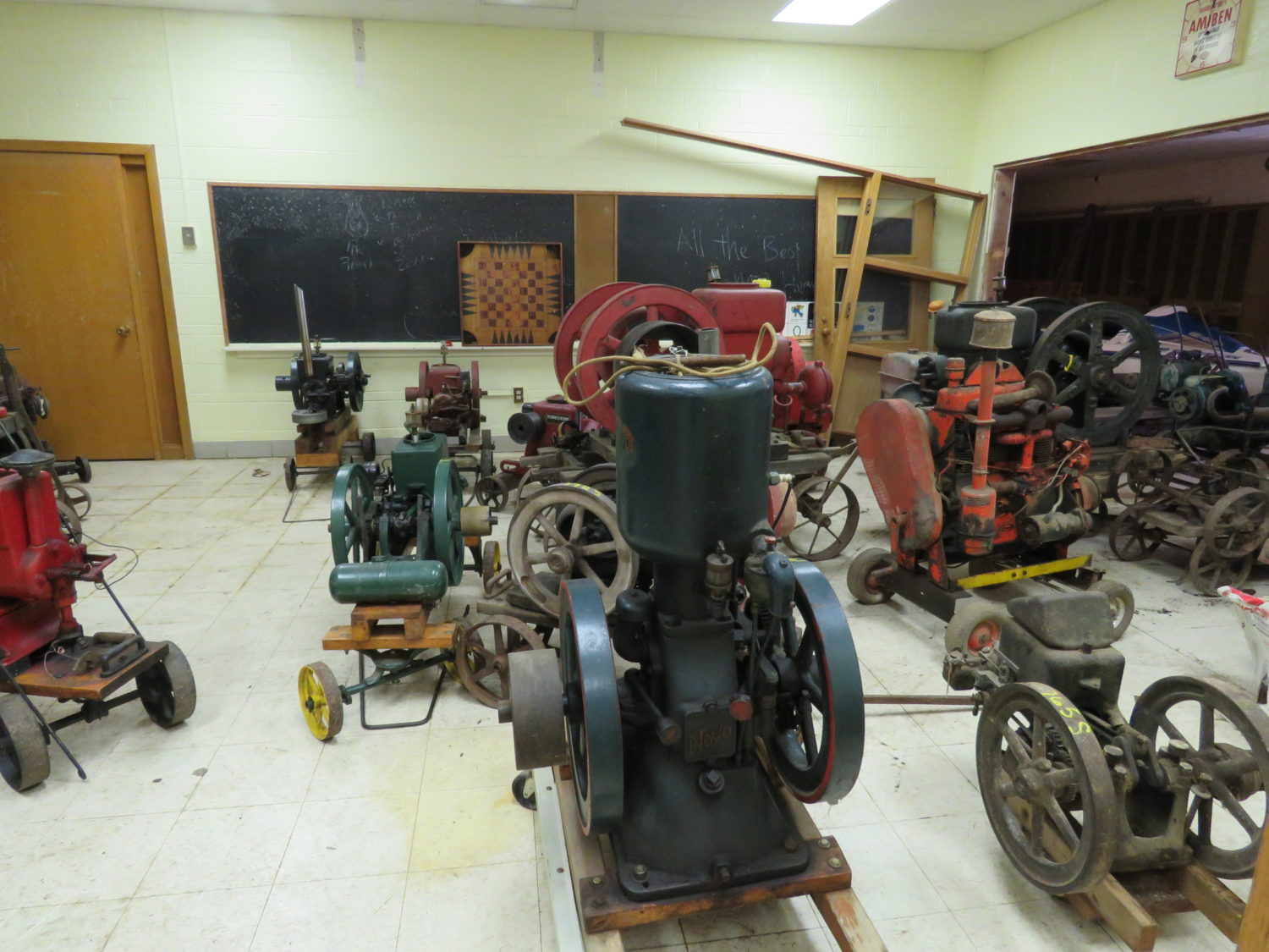 Day 1- Antique Tractors, Stationary Engines- The Bob Smith Collection - image 19