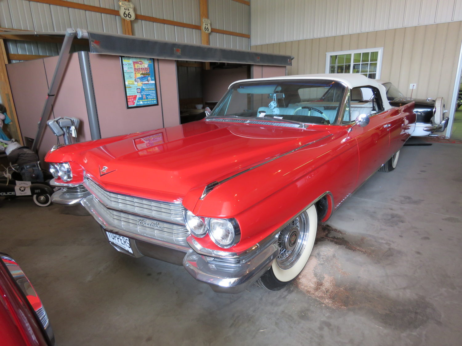 FABULOUS COLLECTOR CARS, MEMORABILIA, & MORE AT AUCTION-JERRY JOHNSON ESTATE! - image 5