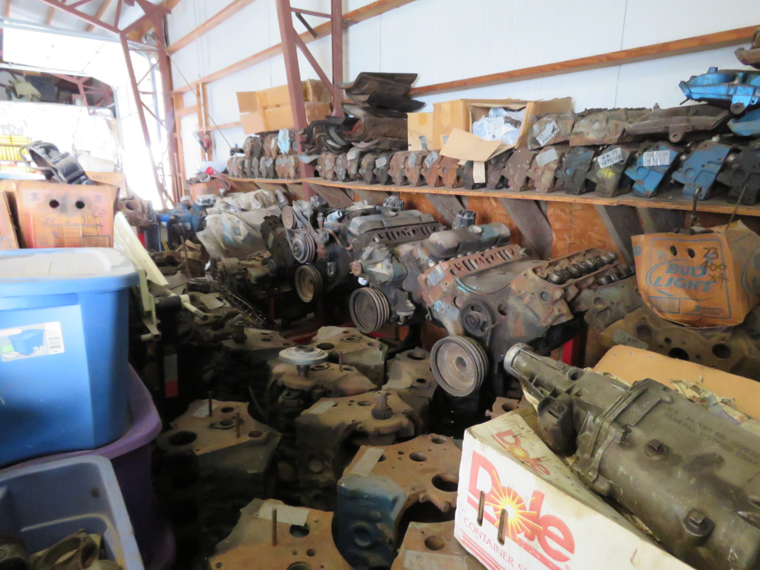 Amazing Trans Am & Pontiac Cars and Parts Hoard! The Kansas Collection - image 15