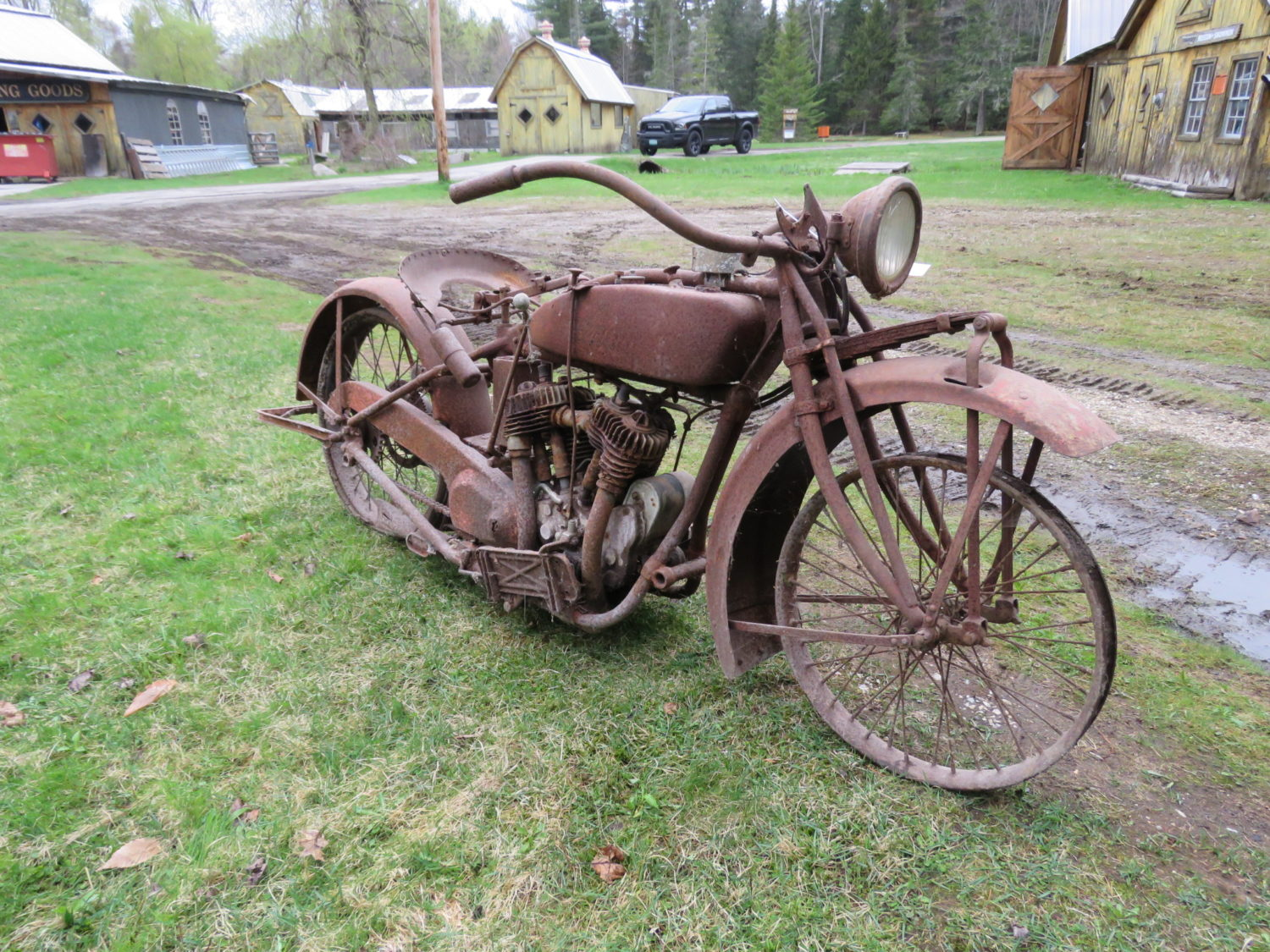 AMAZING Indian Motorcycle Hoard, Race Cars, Collector Car, Collectibles & More!  - image 6
