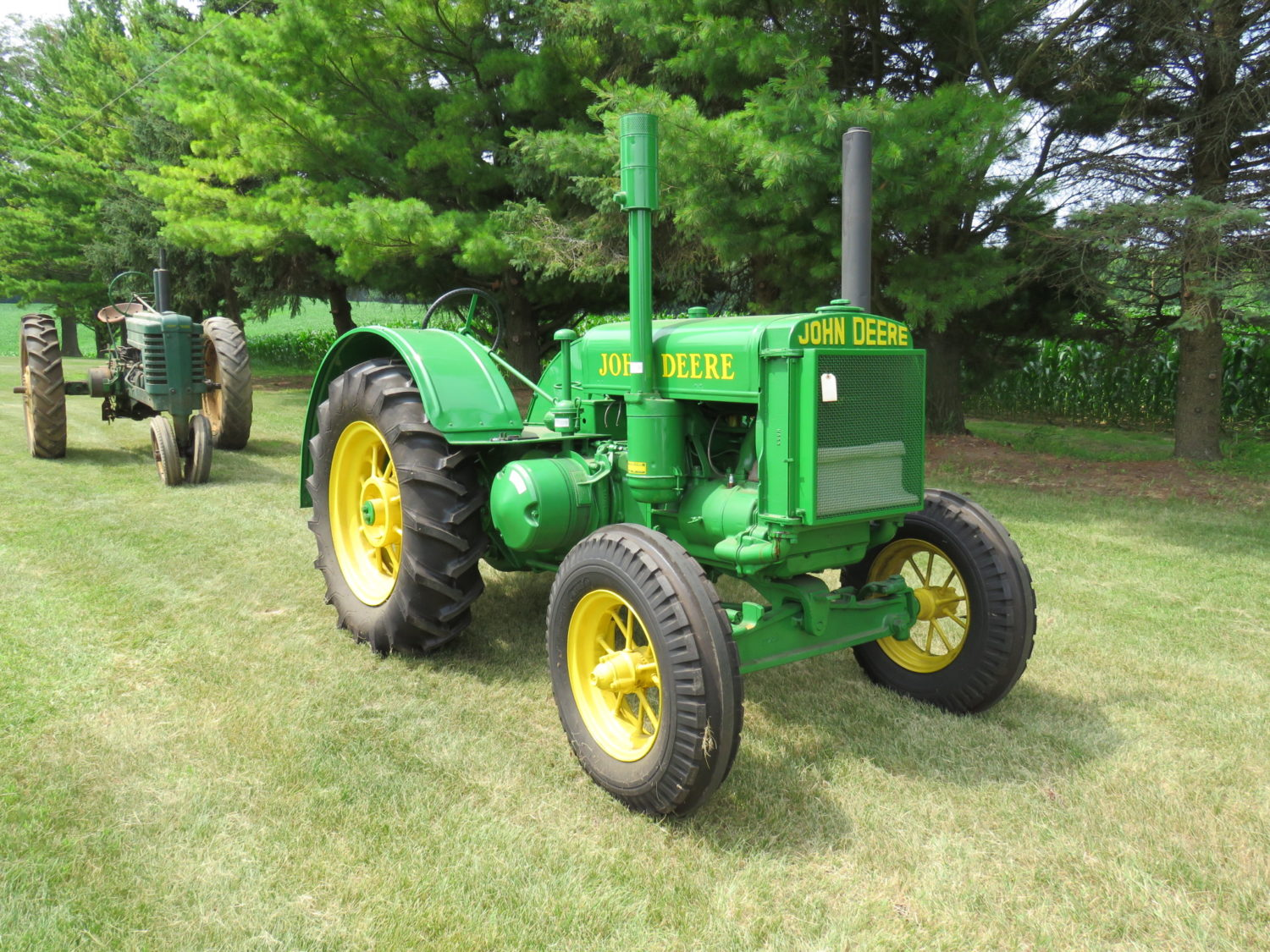 Collector Cars, Antique Tractors, Parts, Memorabilia & More.. The Del Beyer Estate Auction - image 12