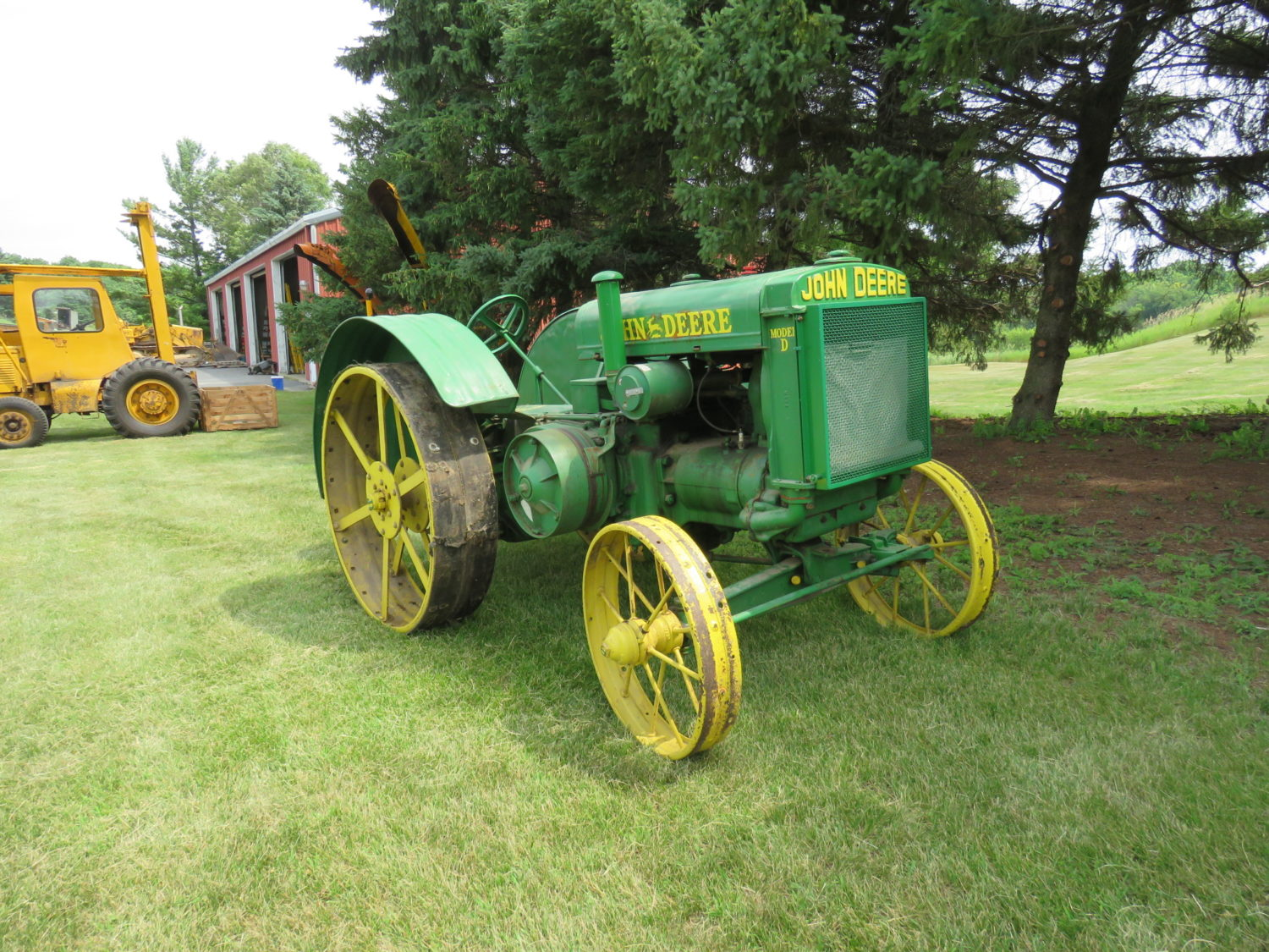 Collector Cars, Antique Tractors, Parts, Memorabilia & More.. The Del Beyer Estate Auction - image 13