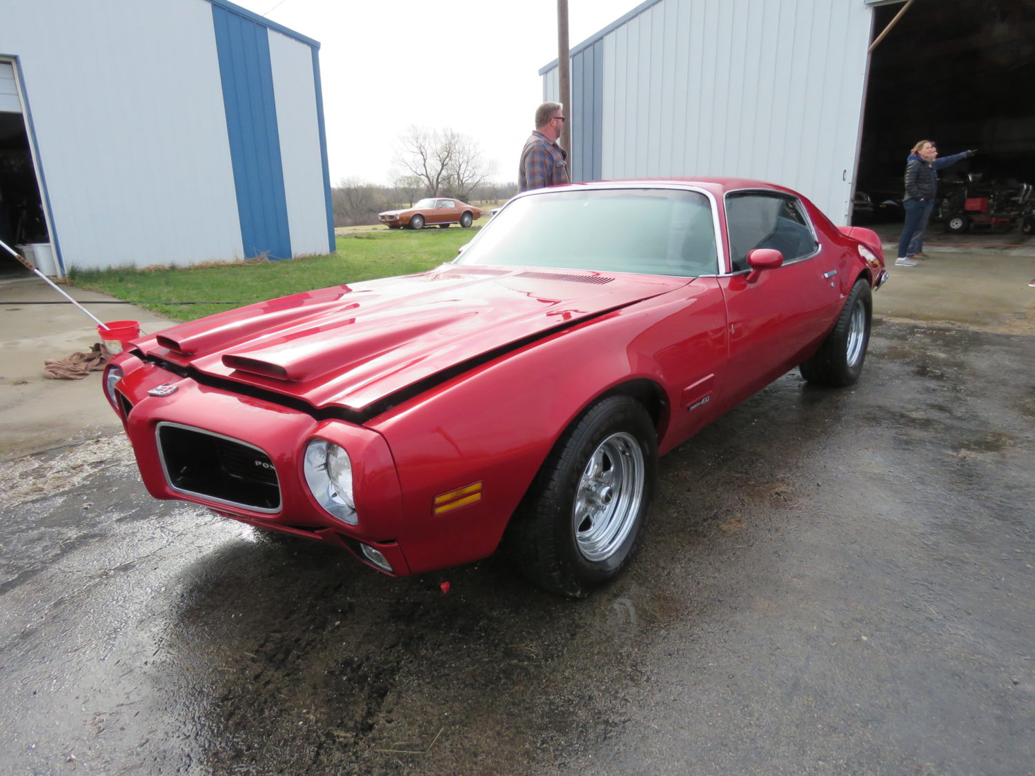 Amazing Trans Am & Pontiac Cars and Parts Hoard! The Kansas Collection - image 11