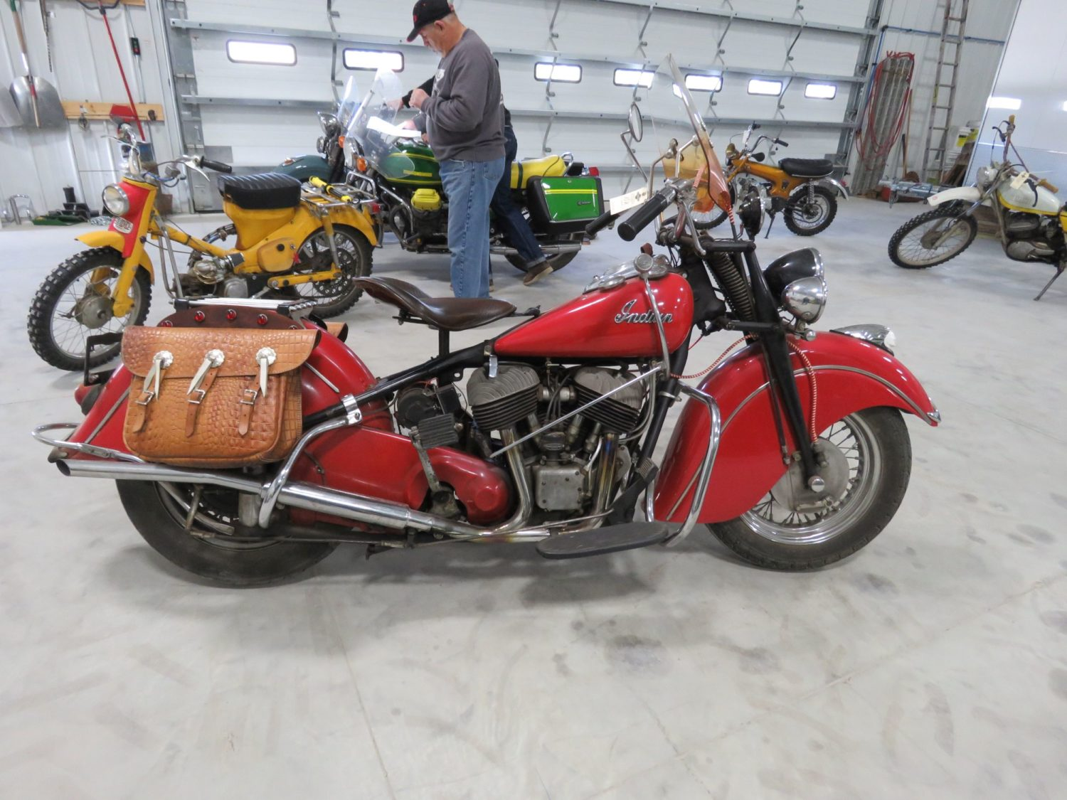 Vintage Motorcycles, & More! Kim Ferry Collection featured at Baxter Cycle Open House & Auction - image 3