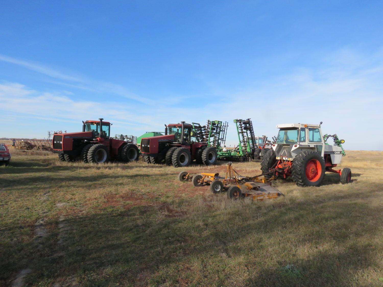 The Alan Rietz Estate Farm Equipment Auction - image 1