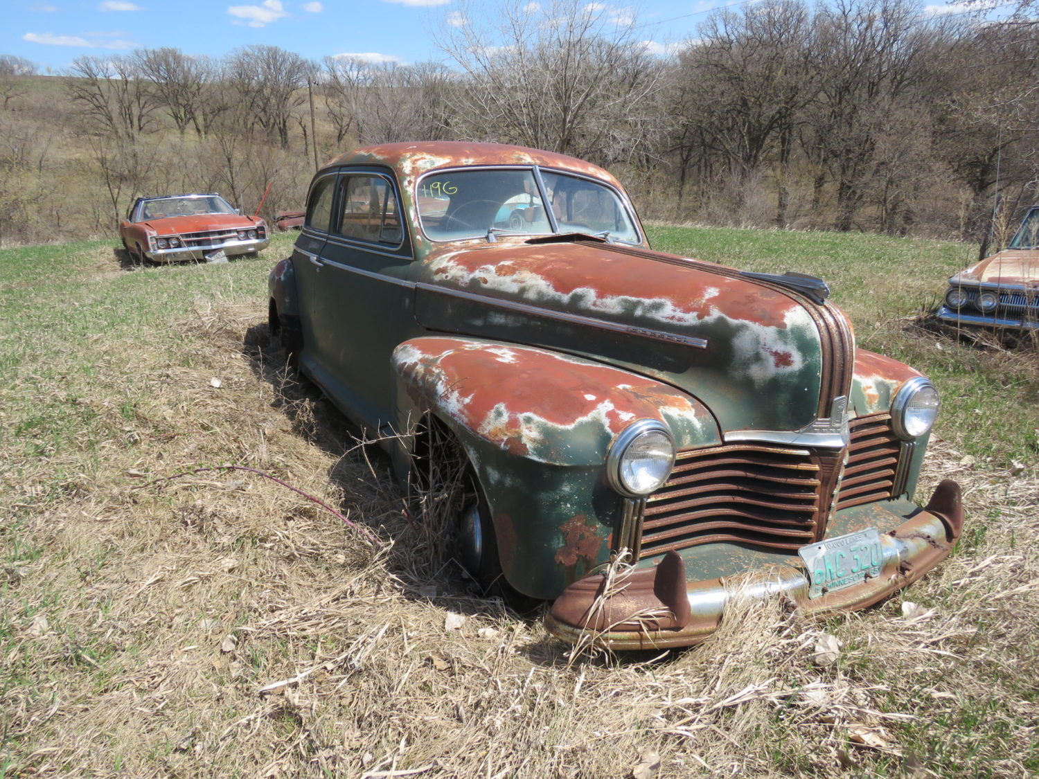 Shop Equipment, Tools, 4-Wheeler, Household & handful of Collector Cars- James Graham Estate - image 2