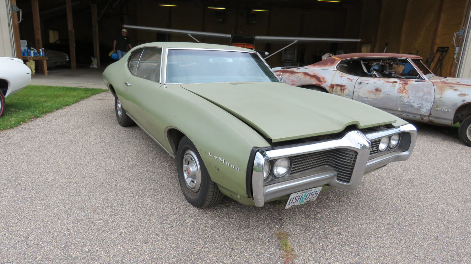 HUGE PONTIAC GTO CARS AND PARTS AUCTION! - image 7