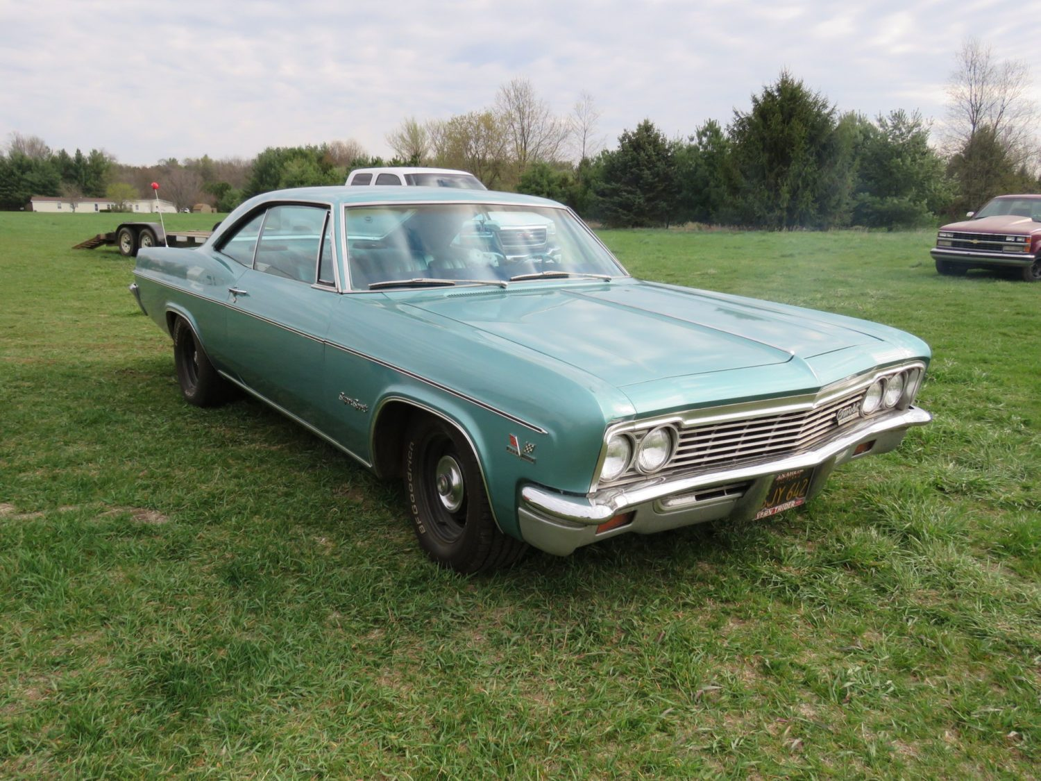 The Michigan Muscle Car & Parts Collection –Tom Brown Collection - image 3