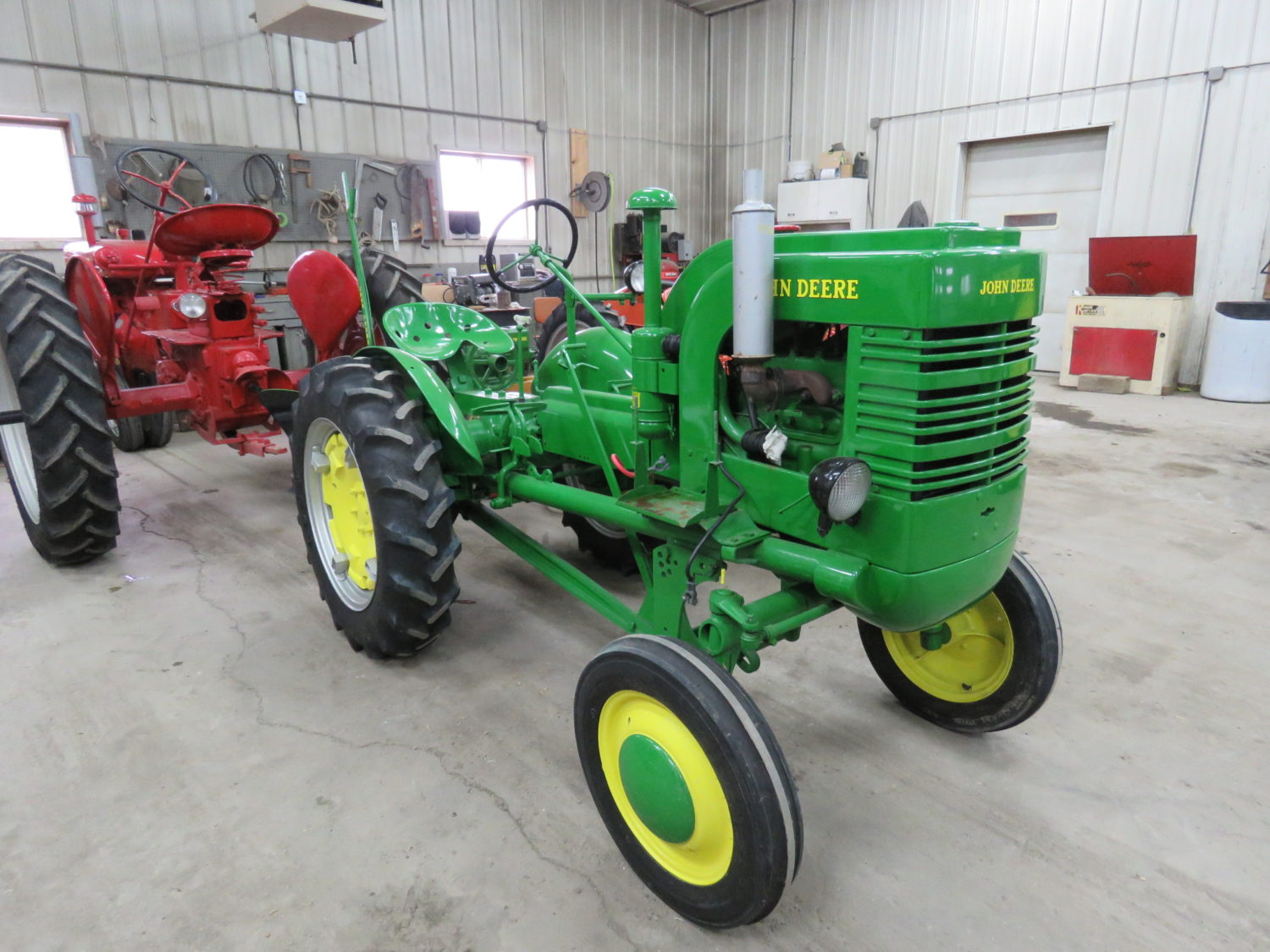Day 1- Antique Tractors, Farm Equipment, Toys, & More- The James Graham Collection - image 9