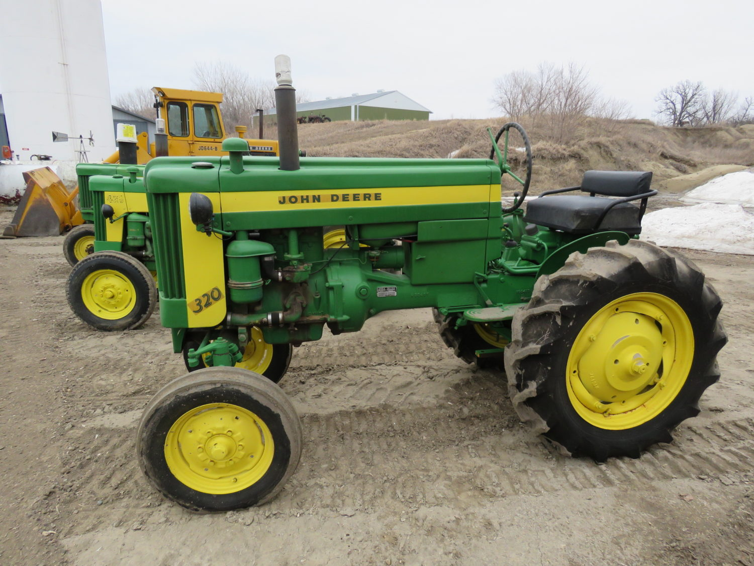 Day 1- Antique Tractors, Farm Equipment, Toys, & More- The James Graham Collection - image 10