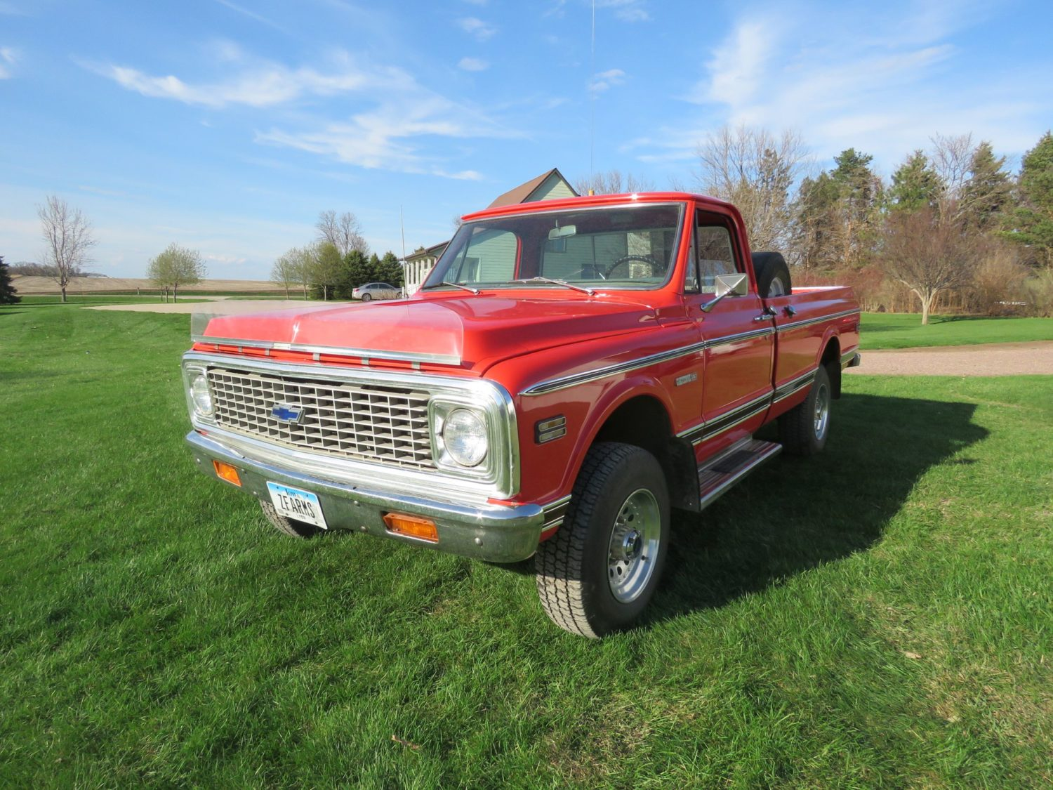 Chevrolet Pickups & C-10/20 Parts, Chevelle, & More Collector Vehicles- The Larry Zuraff Collection - image 1