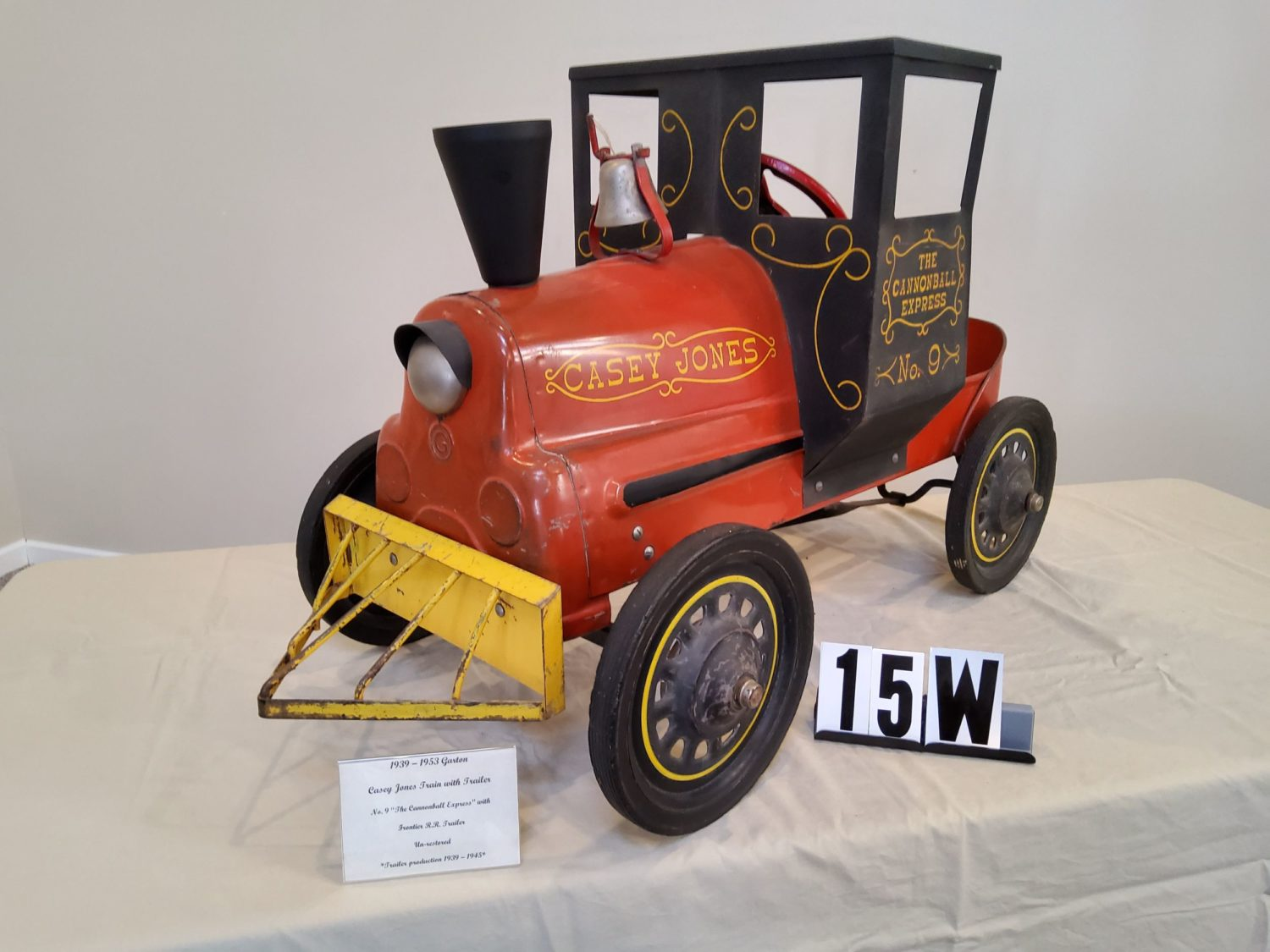 ONLINE ONLY- The Fabulous & Rare Nebraska Pedal Car Collection  - image 3