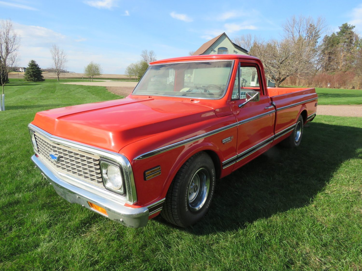 Chevrolet Pickups & C-10/20 Parts, Chevelle, & More Collector Vehicles- The Larry Zuraff Collection - image 4