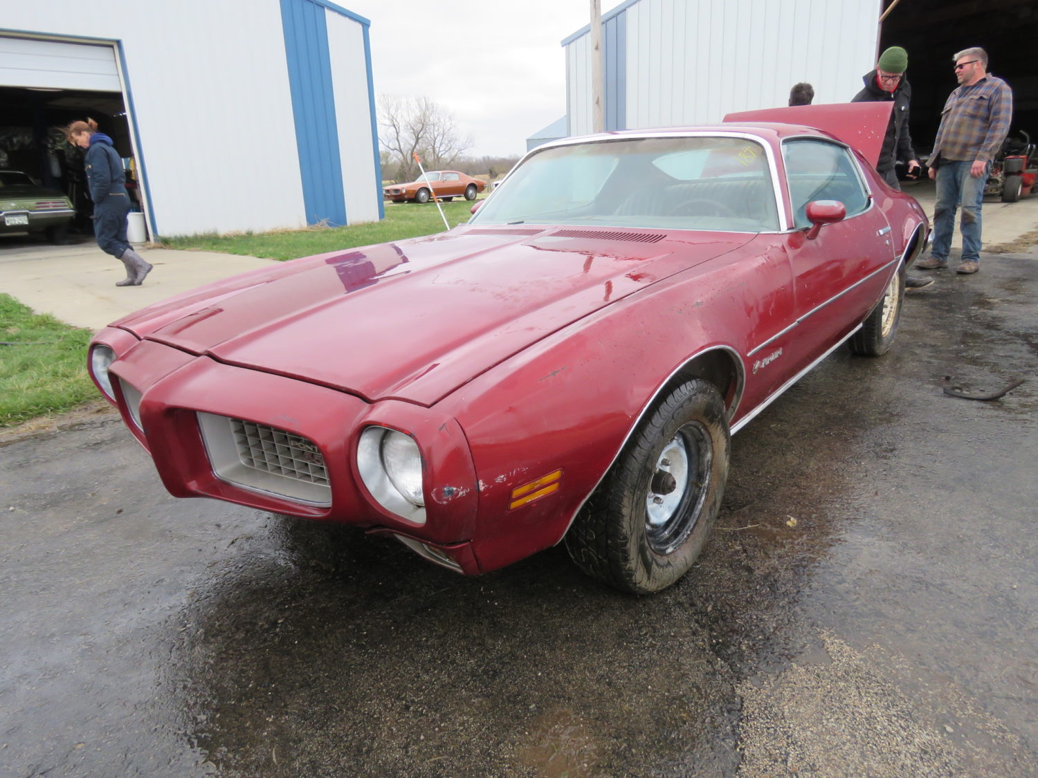 Amazing Trans Am & Pontiac Cars and Parts Hoard! The Kansas Collection - image 7