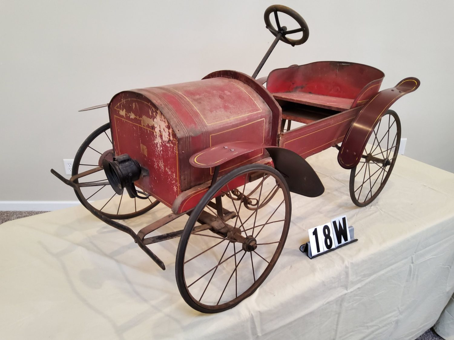 ONLINE ONLY- The Fabulous & Rare Nebraska Pedal Car Collection  - image 6