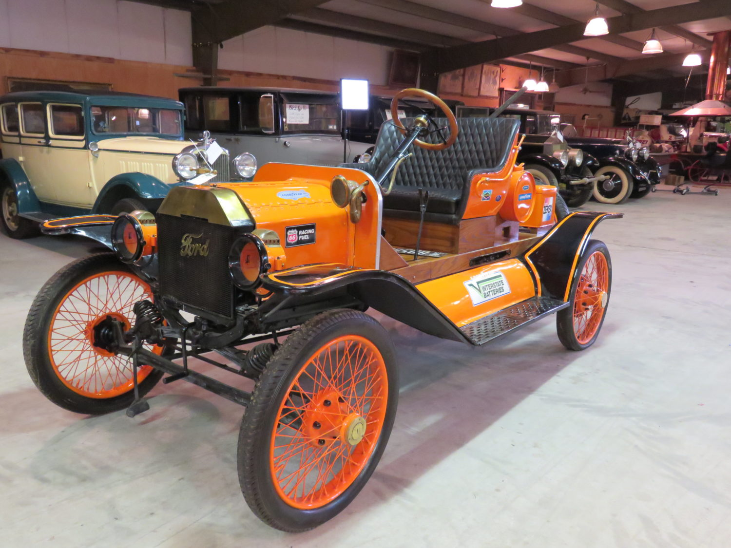 THE AMAZING JOHN LEWIS COLLECTION-PREWAR CARS & TRUCKS & MORE! - image 5