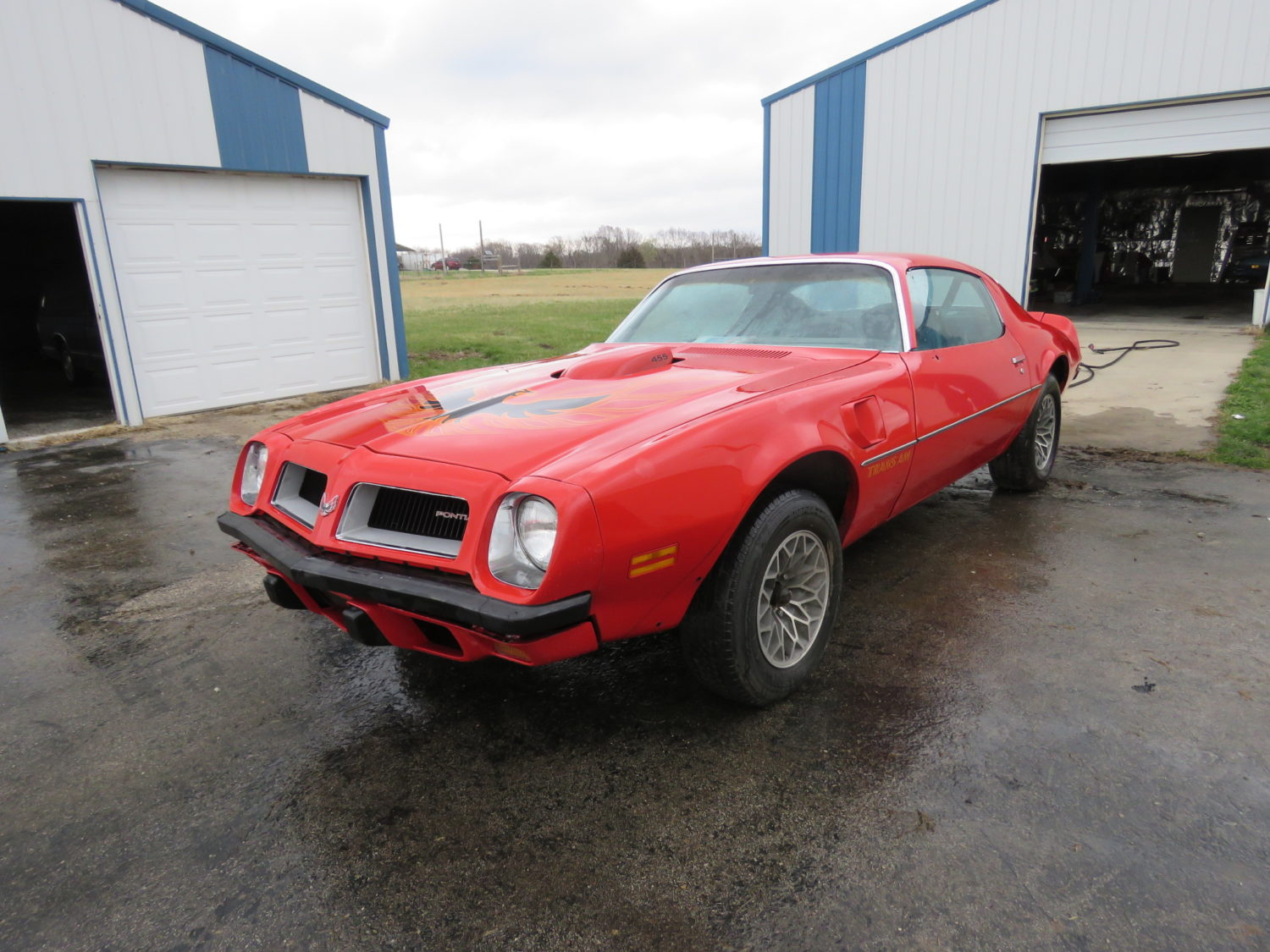Amazing Trans Am & Pontiac Cars and Parts Hoard! The Kansas Collection - image 12