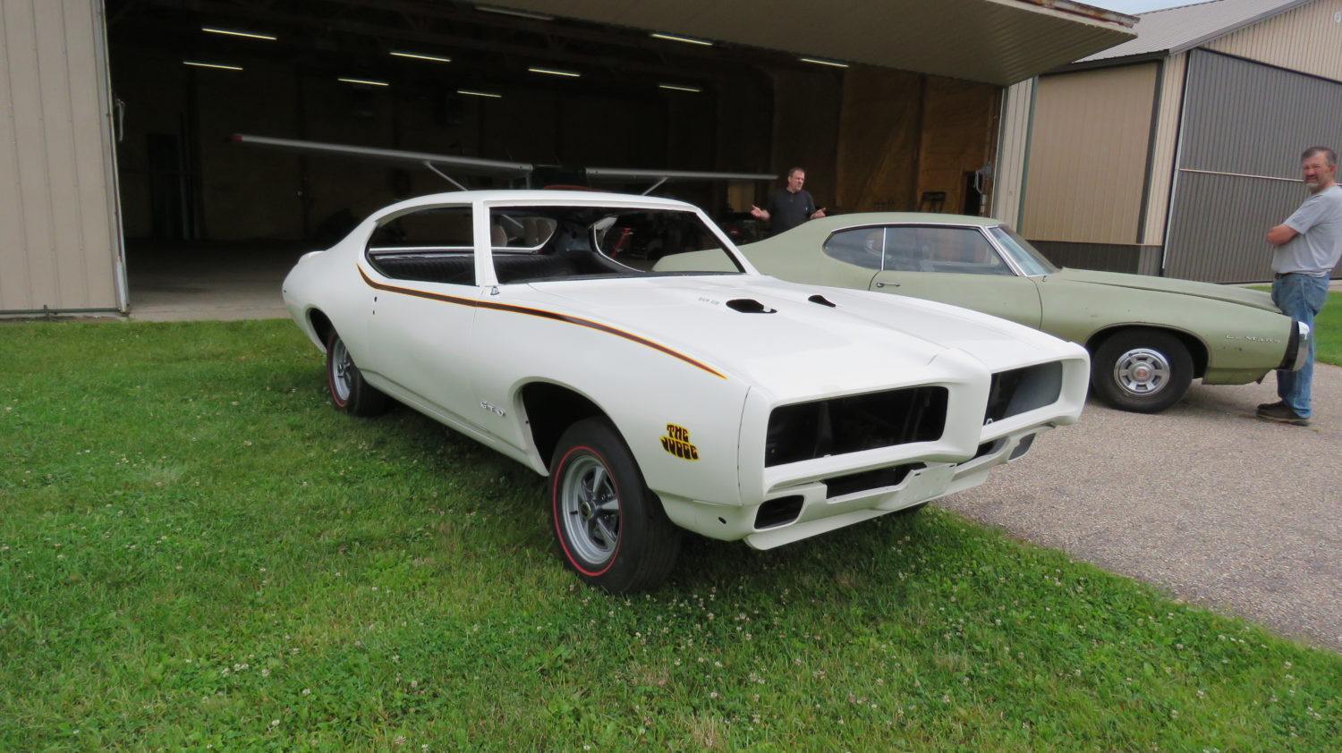 HUGE PONTIAC GTO CARS AND PARTS AUCTION! - image 3