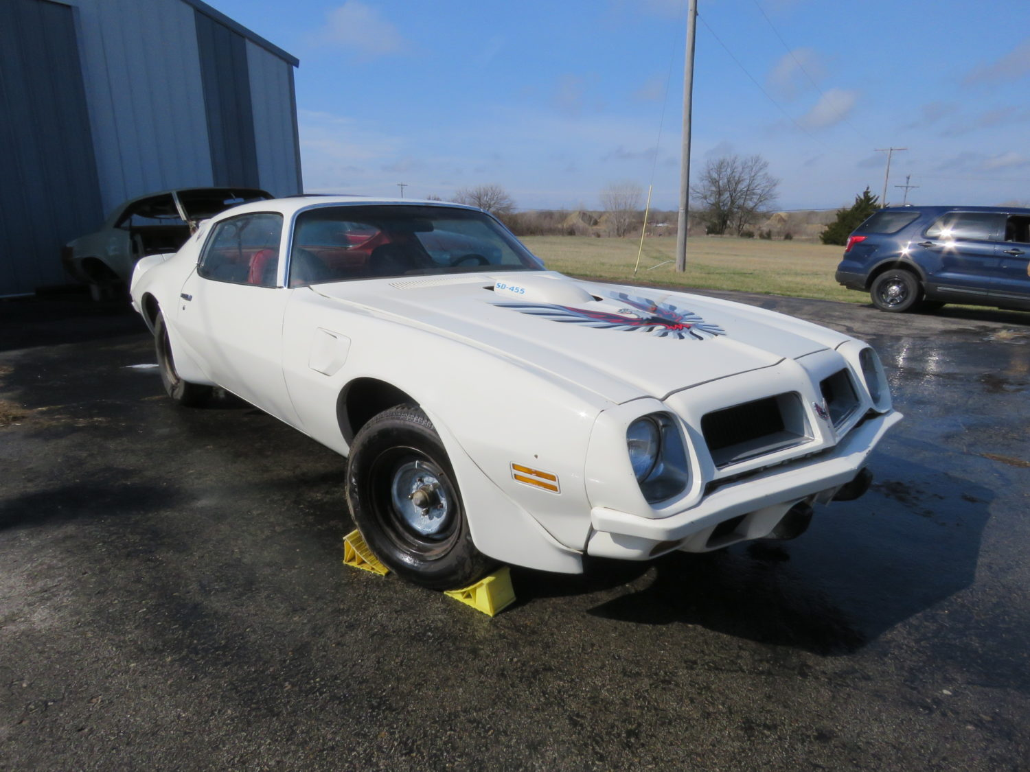 Amazing Trans Am & Pontiac Cars and Parts Hoard! The Kansas Collection - image 3