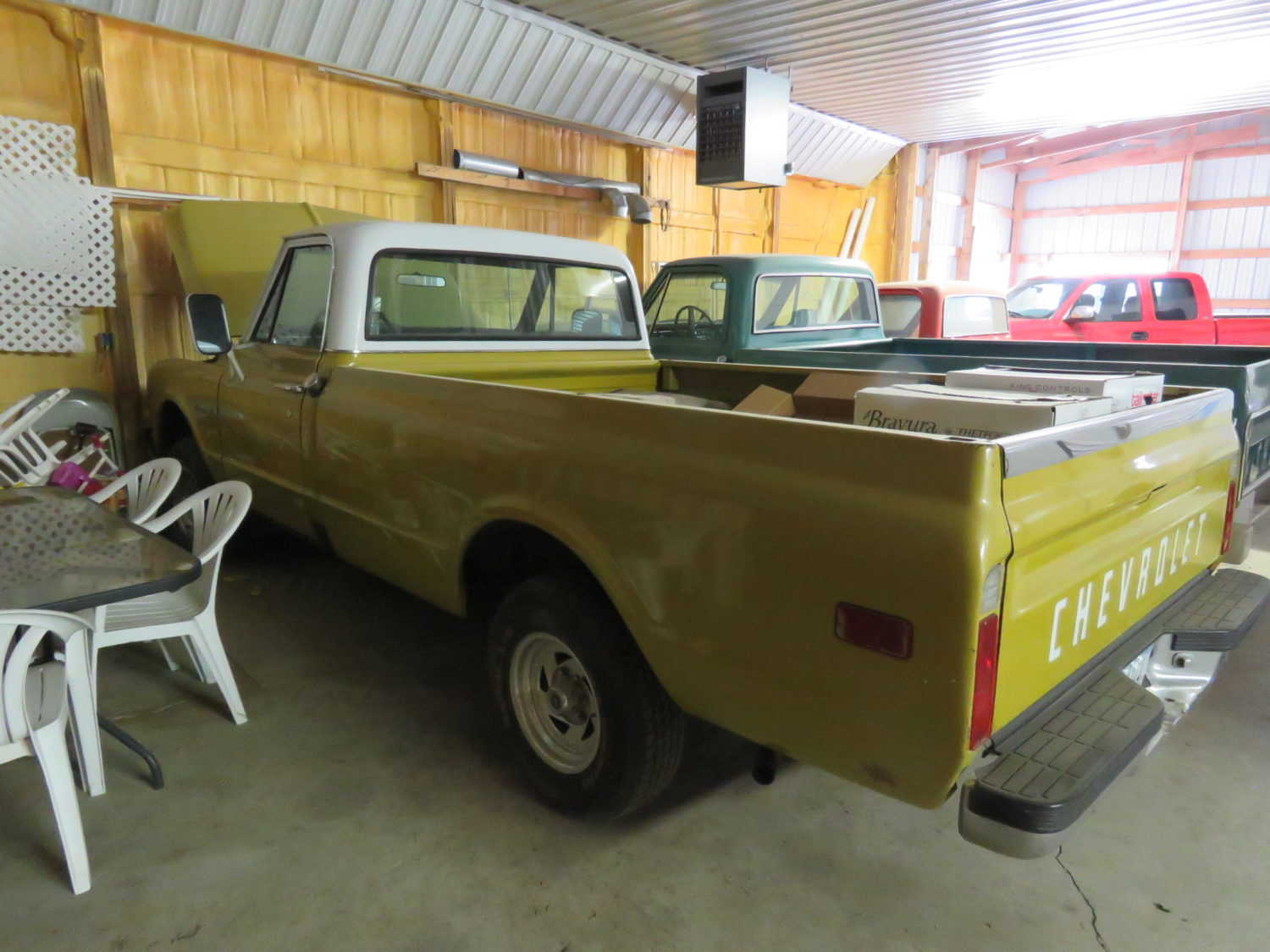 Chevrolet Pickups & C-10/20 Parts, Chevelle, & More Collector Vehicles- The Larry Zuraff Collection - image 2