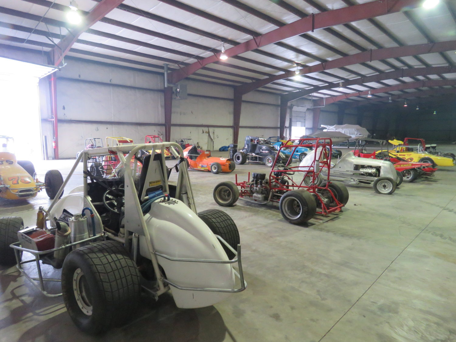 Amazing Vintage Motorcycles, Race Cars, Collector Cars & Parts! The JAB Collection - image 4