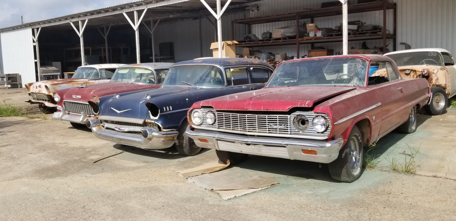 Approx. 128 Collector Cars & Parts at Auction..The Car Barn Collection - image 1