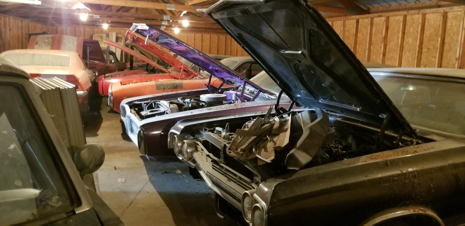 Muscle Car Heaven! The Coyote Johnson Collection Auction - image 1