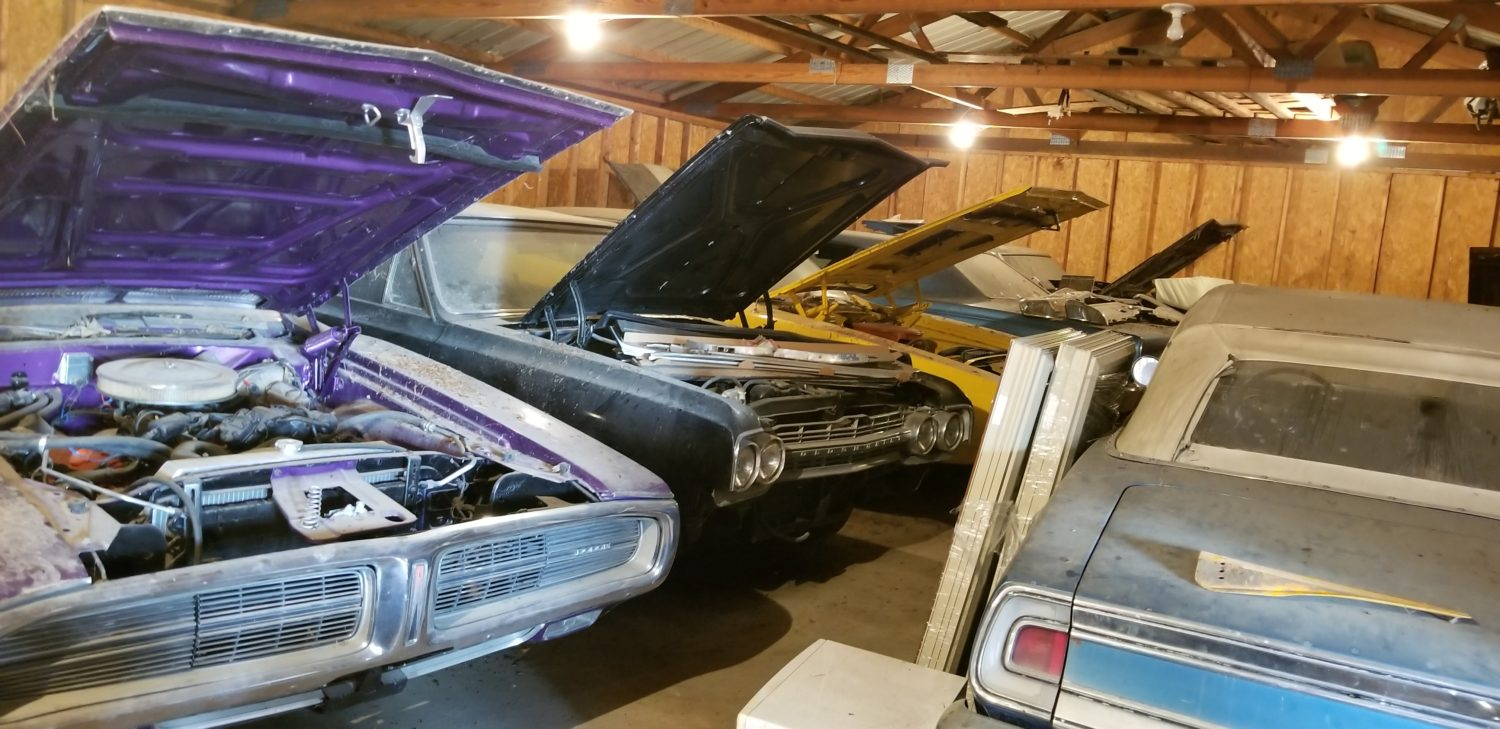 Muscle Car Heaven! The Coyote Johnson Collection Auction - image 2