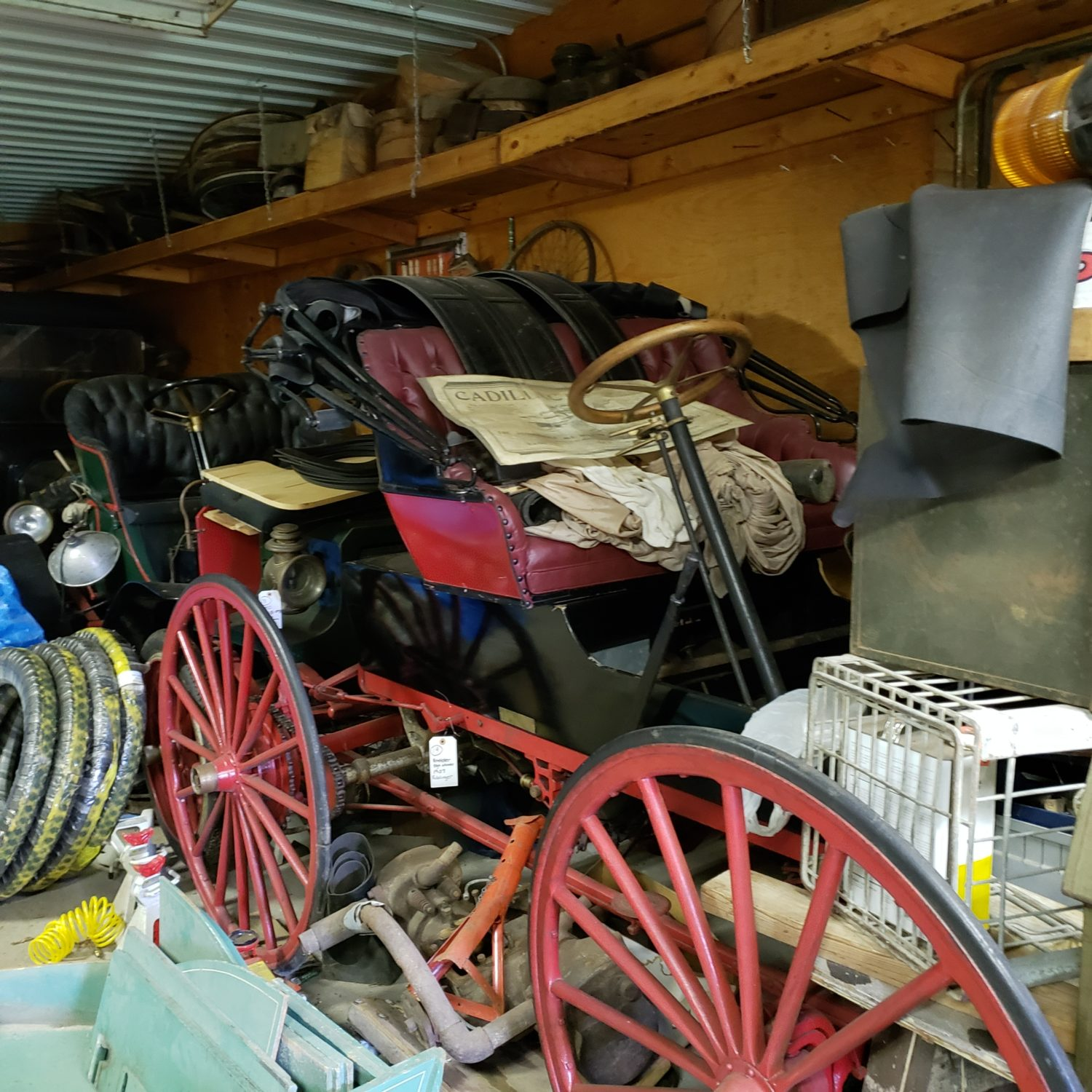 Day 1- The Roger ( Bill)  Dickenson Estate-Collector Cars, Parts, and More!  - image 1