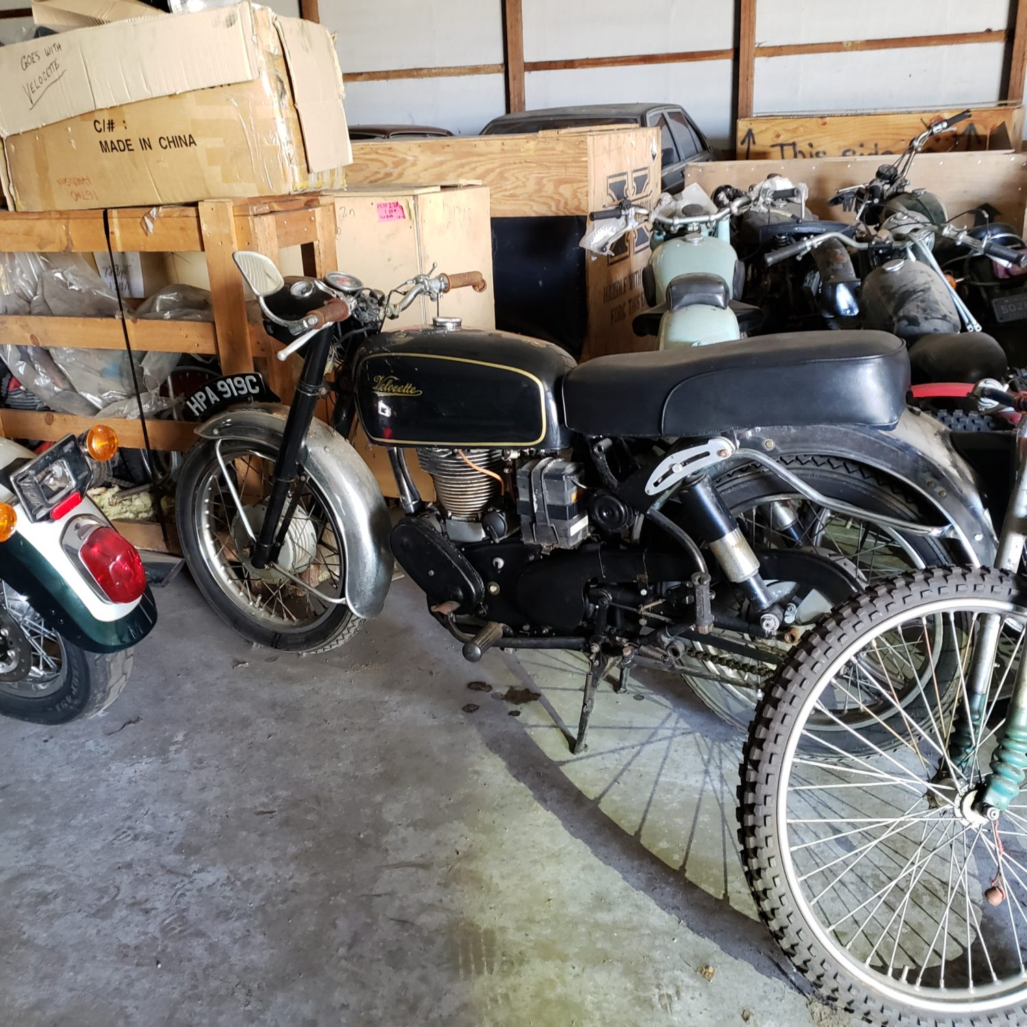Amazing Vintage Motorcycles, Race Cars, Collector Cars & Parts! Watch for details! The JAB Collection - image 4