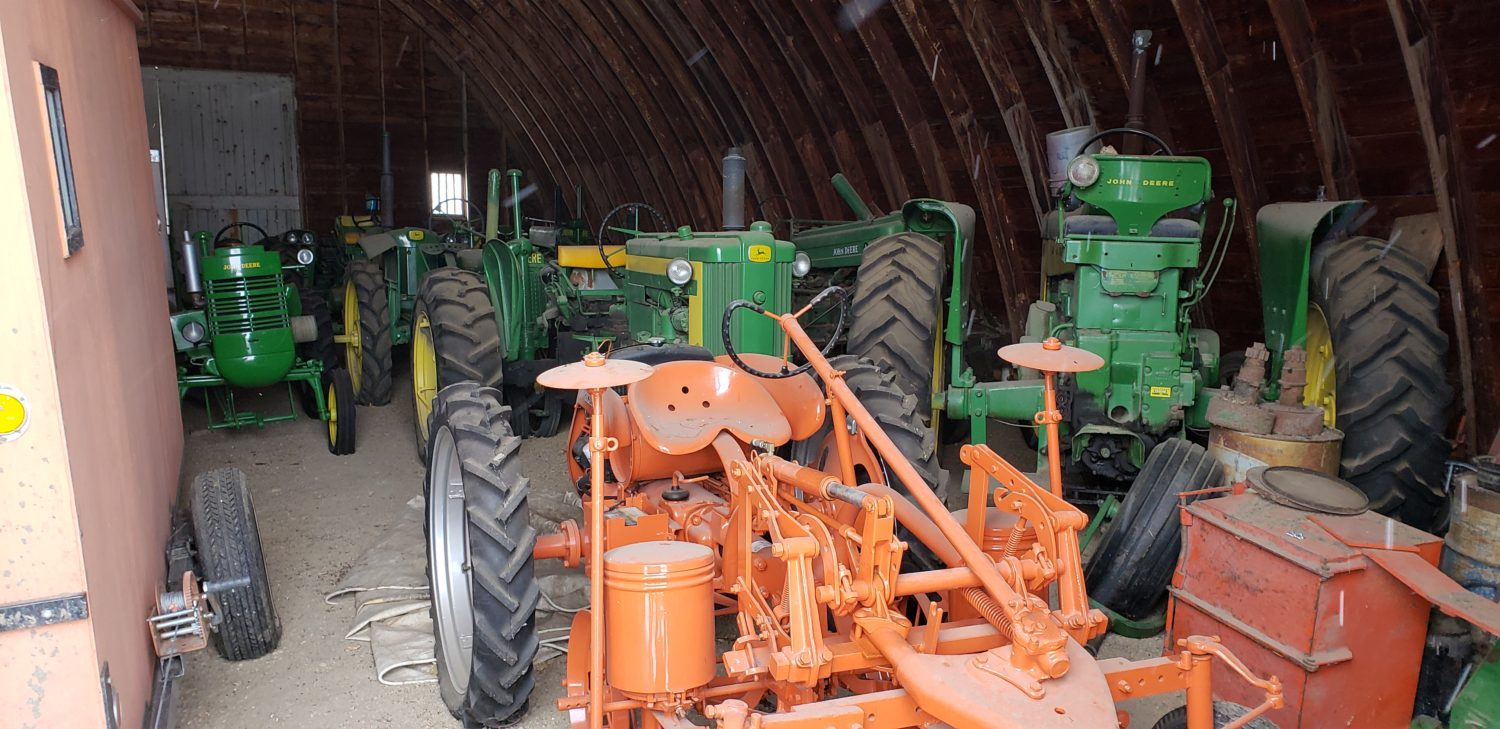 Day 1- Antique Tractors, Farm Equipment, Toys, & More- The James Graham Collection - image 1