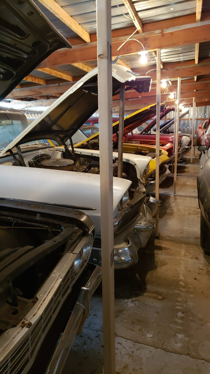 Iowa Muscle Car Hoard at Auction! The Coyote Johnson Collection Auction - image 10
