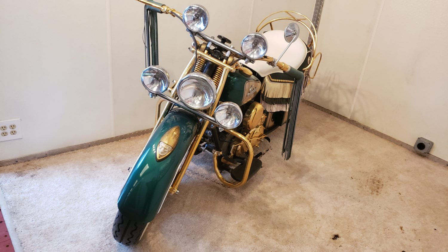 AMAZING Indian Motorcycle Hoard, Race Cars, Collector Car, Collectibles & More!  - image 1