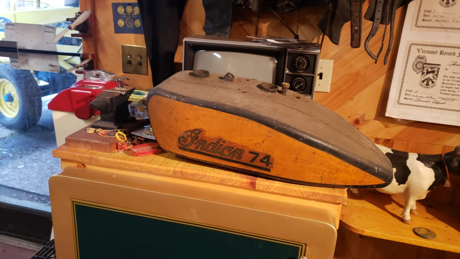 AMAZING Indian Motorcycle Hoard, Race Cars, Collector Car, Collectibles & More!  - image 10