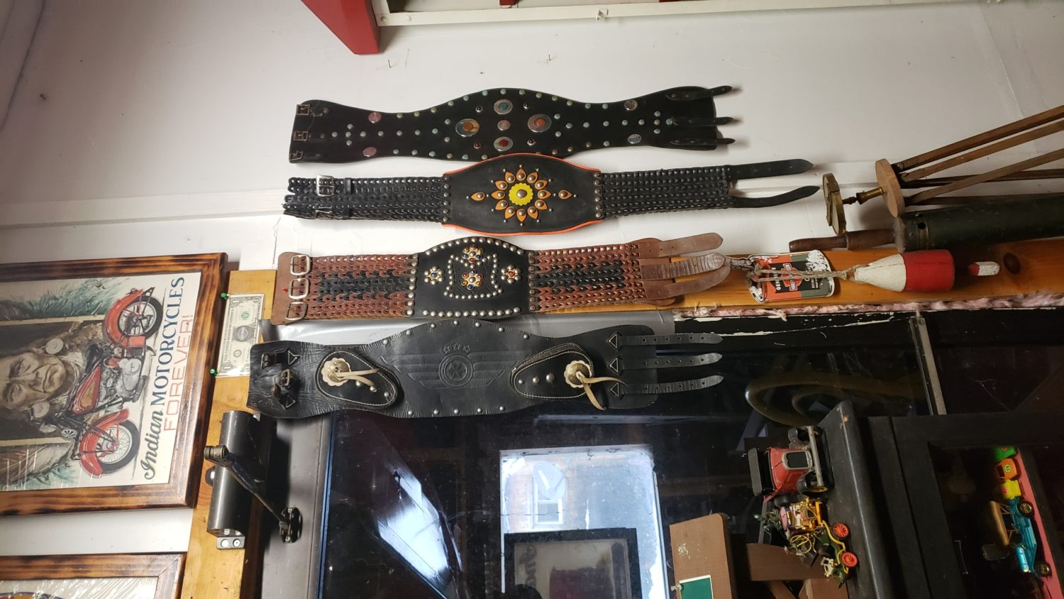 AMAZING Indian Motorcycle Hoard, Race Cars, Collector Car, Collectibles & More!  - image 11