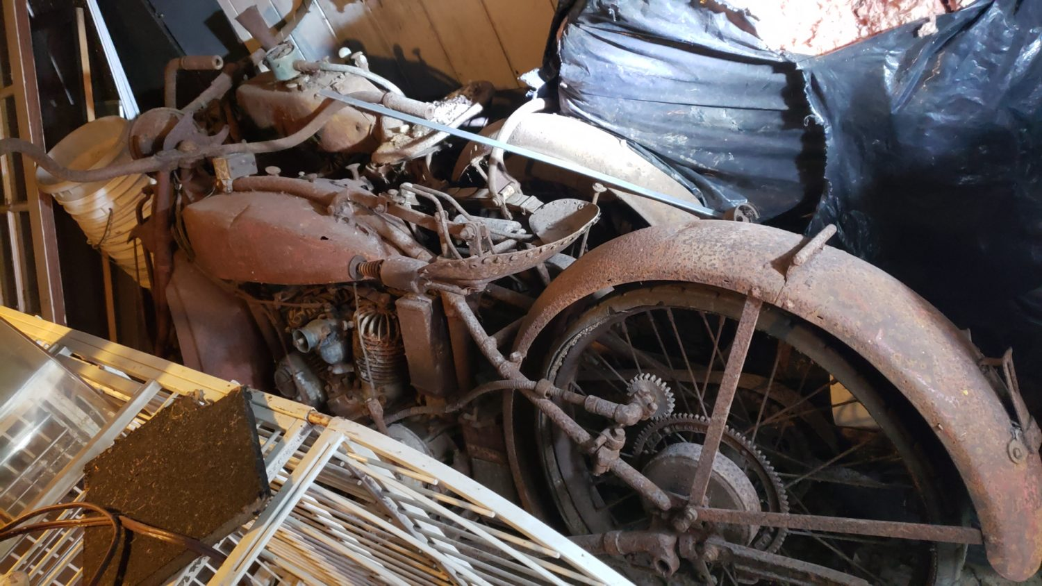 AMAZING Indian Motorcycle Hoard, Race Cars, Collector Car, Collectibles & More!  - image 14