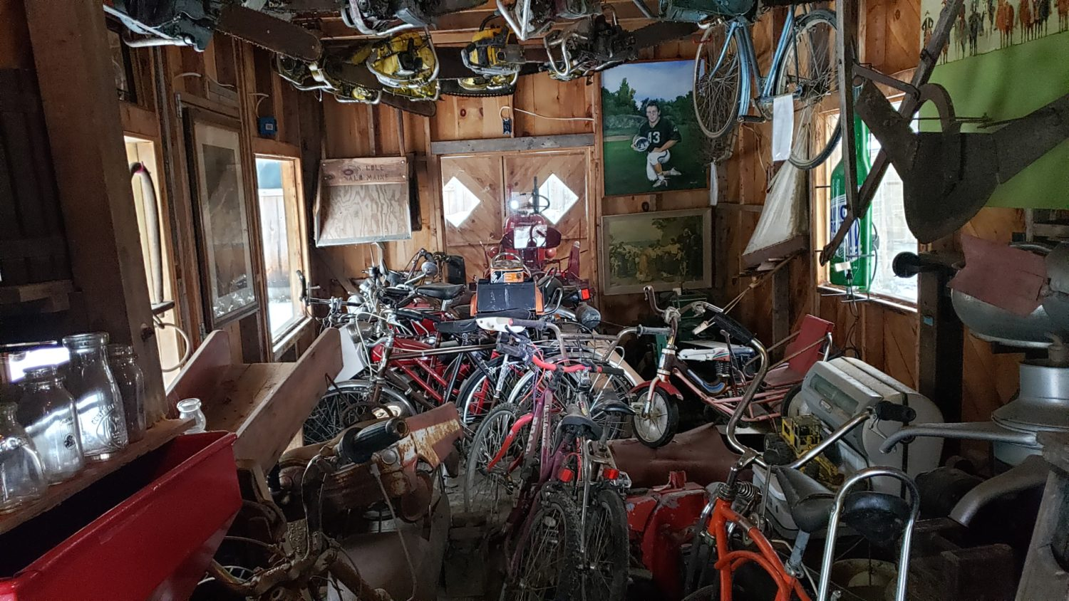 AMAZING Indian Motorcycle Hoard, Race Cars, Collector Car, Collectibles & More!  - image 16