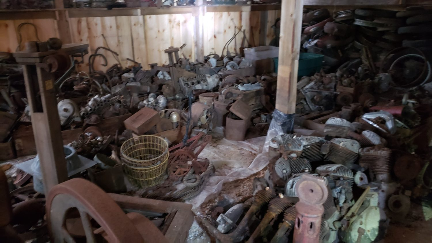 AMAZING Indian Motorcycle Hoard, Race Cars, Collector Car, Collectibles & More!  - image 7