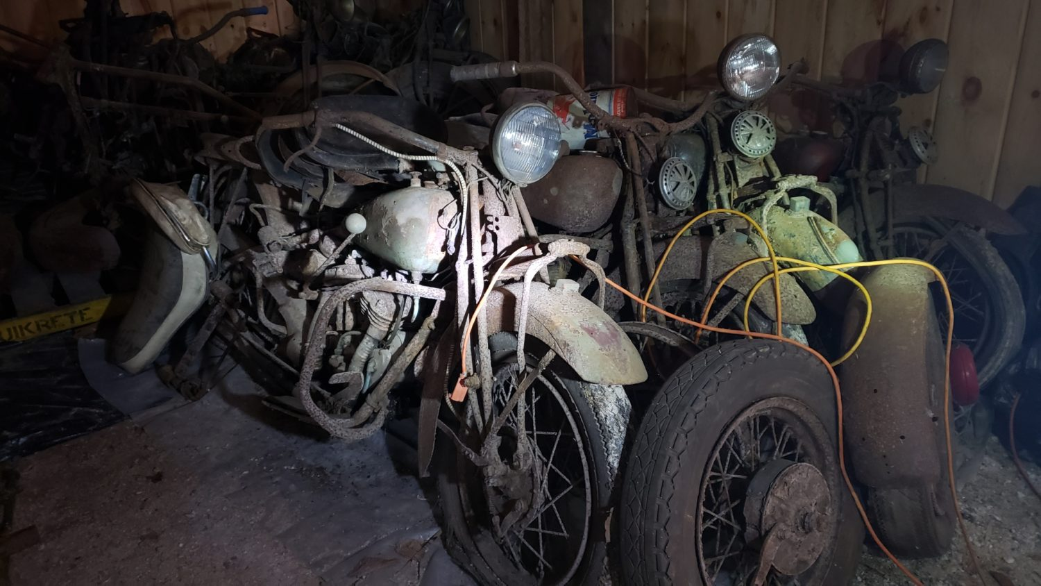 AMAZING Indian Motorcycle Hoard, Race Cars, Collector Car, Collectibles & More!  - image 5