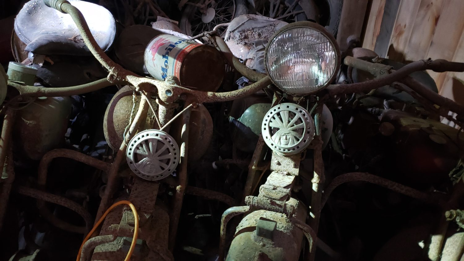 AMAZING Indian Motorcycle Hoard, Race Cars, Collector Car, Collectibles & More!  - image 17