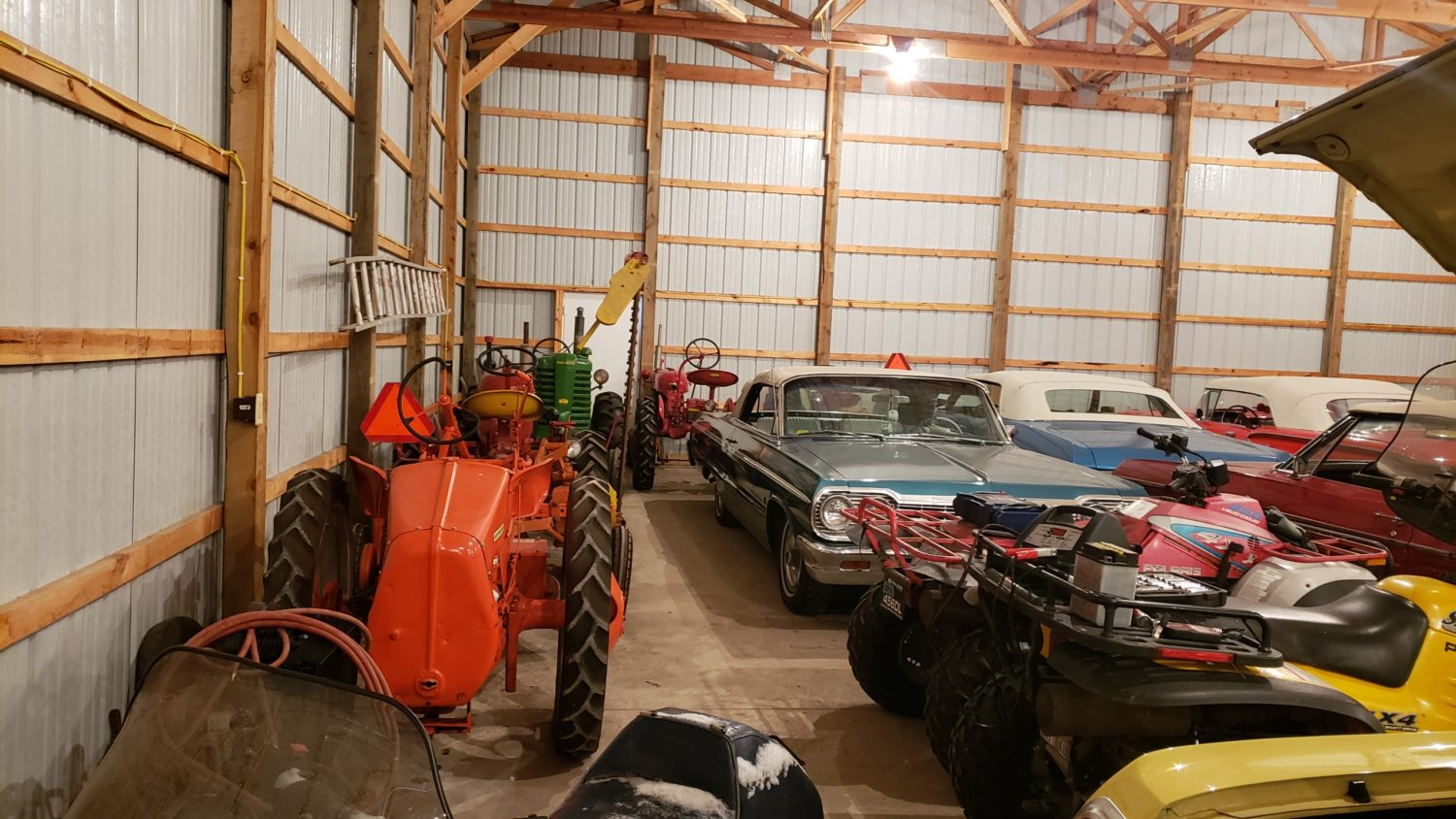 Fabulous Convertibles-Muscle- Antique Tractors & More! The Windels Collection LIVE ONSITE & Online BIdding - image 2