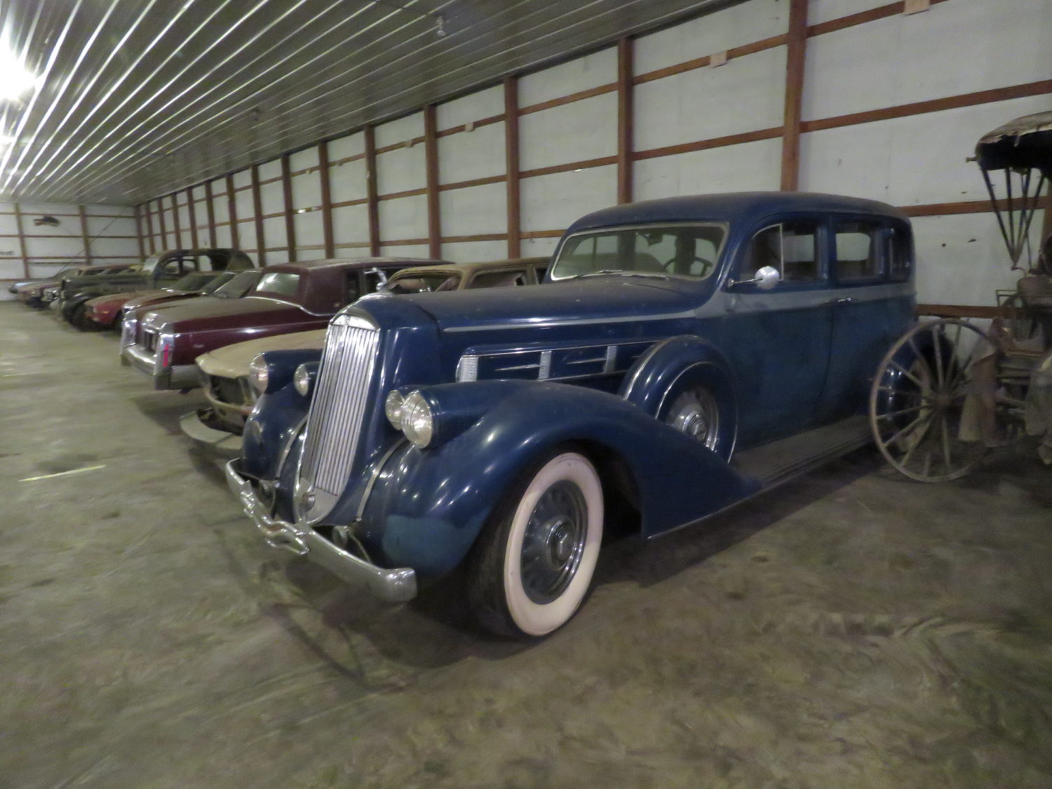 Amazing Vintage Motorcycles, Race Cars, Collector Cars & Parts! The JAB Collection - image 5