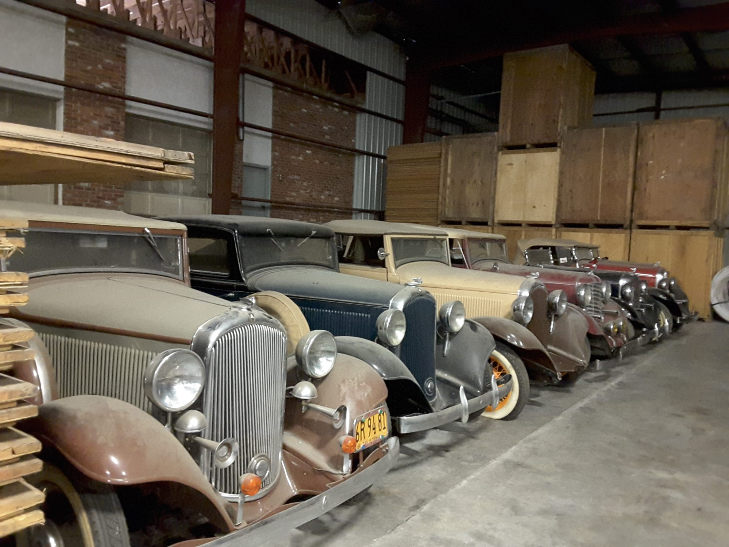 Amazing 1932 MOPAR Collection & More.. The Adair Collection Auction - image 1