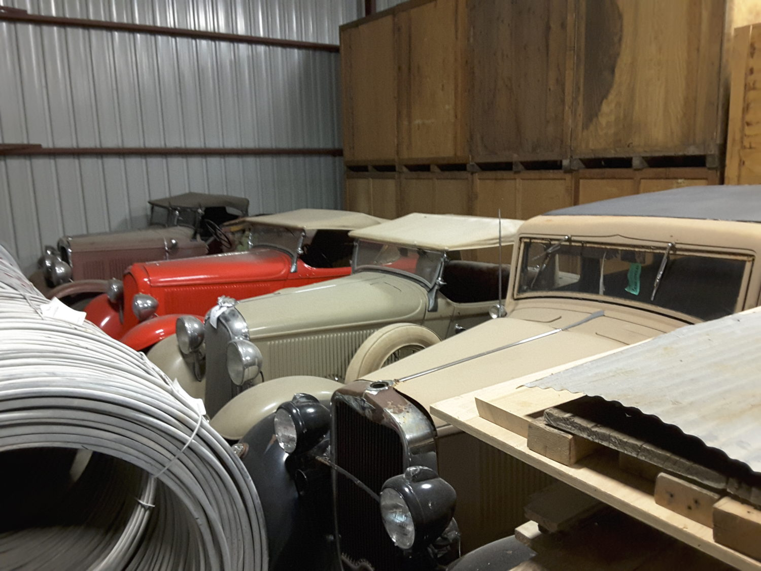 Amazing 1932 MOPAR Collection & More.. The Adair Collection Auction - image 3