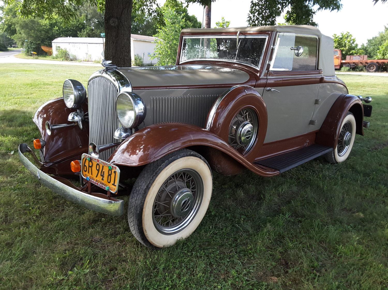 Amazing 1932 MOPAR Collection & More.. The Adair Collection Auction - image 8