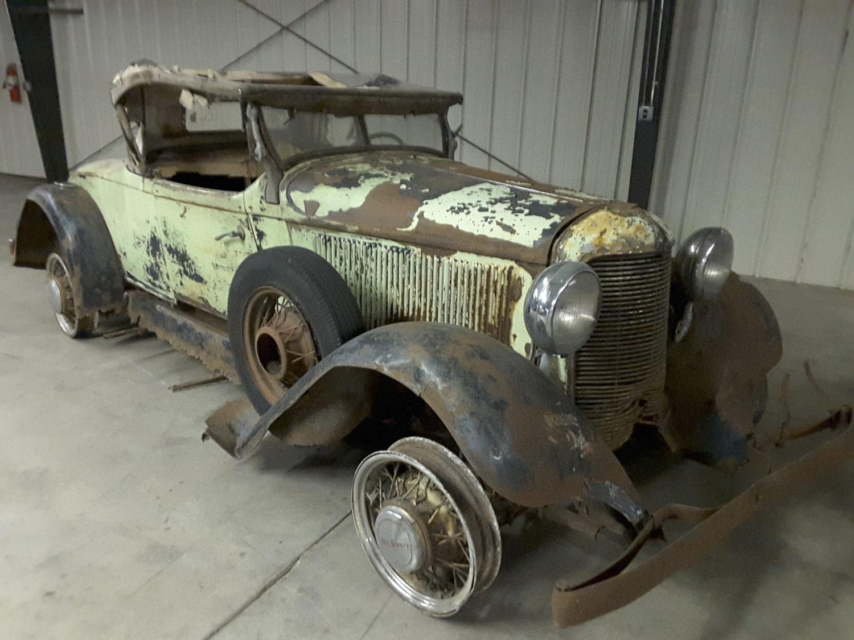 Amazing 1932 MOPAR Collection & More.. The Adair Collection Auction - image 11